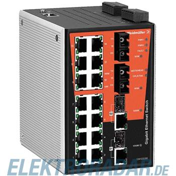 Weidmüller Netzwerk-Switch IE-SWPL18M2GC14TX2SC