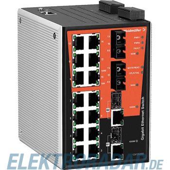 Weidmüller Netzwerk-Switch IESWPL18M2GC14TX2SCS