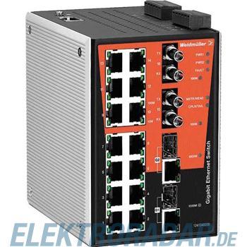 Weidmüller Netzwerk-Switch IE-SWPL18M2GC14TX2ST