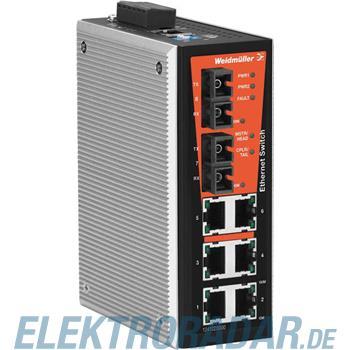 Weidmüller Netzwerk-Switch IE-SW-VL08MT6TX2SCS