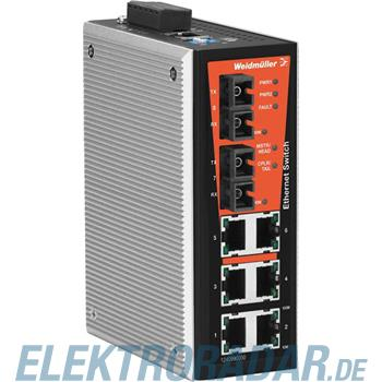 Weidmüller Netzwerk-Switch IE-SW-VL08MT-6TX-2ST