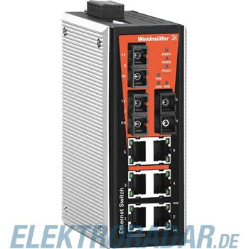 Weidmüller Netzwerk-Switch IE-SW-VL09T-6TX-3SC
