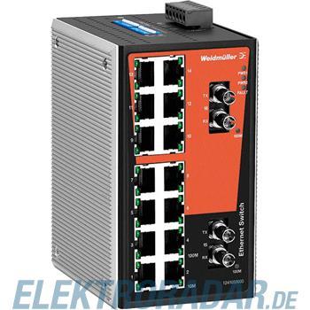 Weidmüller Netzwerk-Switch IE-SW-VL16-14TX-2ST