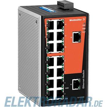 Weidmüller Netzwerk-Switch IE-SW-VL16-16TX