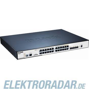 DLink Deutschland 24-Port Gigabit Switch SI DGS-3120-24PC/SI
