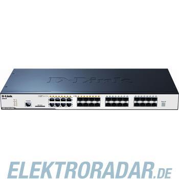 DLink Deutschland 24-Port Gigabit Switch SI DGS-3120-24SC/SI
