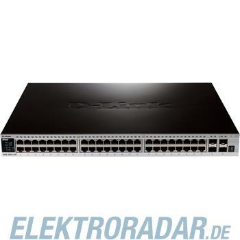 DLink Deutschland 52-Port Gigabit Switch SI DGS-3620-52P/SI