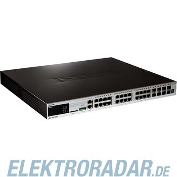 DLink Deutschland 28-Port Gigabit Switch DGS-3420-28PC