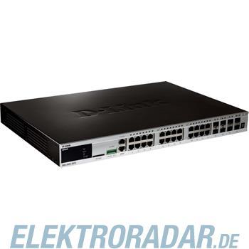 DLink Deutschland 28-Port Gigabit Switch DGS-3420-28TC