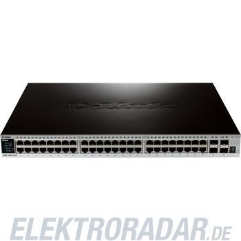 DLink Deutschland 52-Port Gigabit Switch DGS-3420-52P