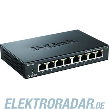 DLink Deutschland Gigabit Switch 8-Port DGS-108/E