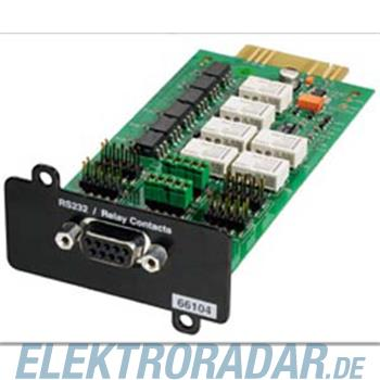 Eaton Management Card Contacts u Relay-MS Card