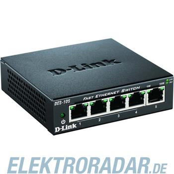 DLink Deutschland 5-Port Switch DES-105/E