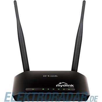 DLink Deutschland mydlink Wireless N300Rout. DIR-605L/E