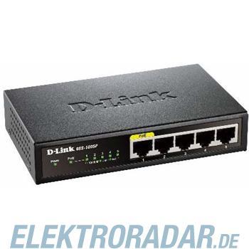 DLink Deutschland 5-Port Layer2 Switch DES-1005P/E