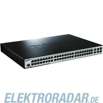 DLink Deutschland 52-Port Switch managed PoE DES-3200-52P