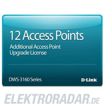 DLink Deutschland Access Point Lizenz DWS-3160-24PC-AP12-L
