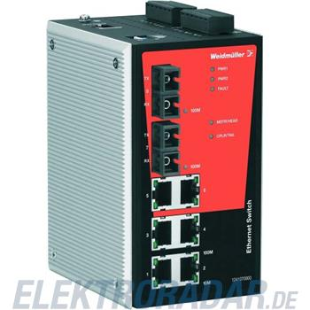 Weidmüller Managed Switch IE-SW-PL08MT-6TX-2SC