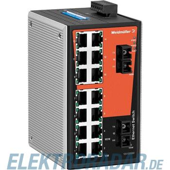 Weidmüller Switch unmanaged IE-SW-VL16T-14TX-2SC