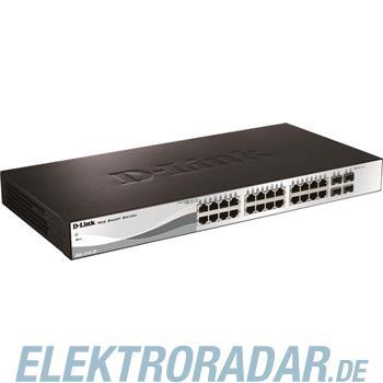 DLink Deutschland 28-Port PoE Gigabit Switch DGS-1210-28P