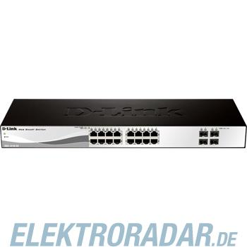 DLink Deutschland 20-Port Gigabit Switch DGS-1210-20