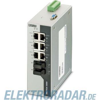 Phoenix Contact Netzwerk Switch FL SWITCH 3006T-2FX