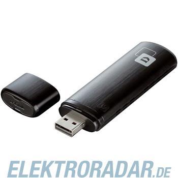 DLink Deutschland Wireless Dualb. USB-Stick DWA-182