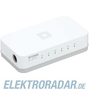 DLink Deutschland Gigabit Desktop Switch GO-SW-5G/E