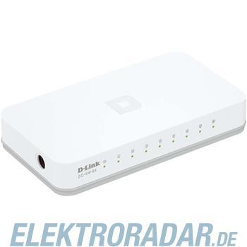 DLink Deutschland Gigabit Desktop Switch GO-SW-8G/E