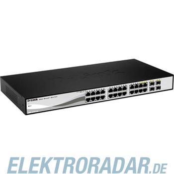 DLink Deutschland 24-Port PoE Gigabit Switch DGS-1210-24P