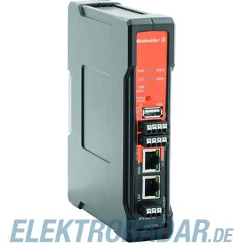 Weidmüller Industrial-Security-Router IE-SR-2GT-LAN