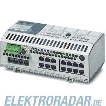 Phoenix Contact Netzwerk Switch FLSWITCHSMCS14TX/2FX