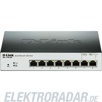 DLink Deutschland Easy Smart Gigabit Switch DGS-1100-08P