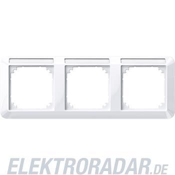 Merten Rahmen 3f.aws/gl 387325