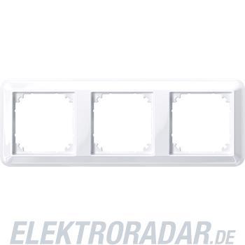 Merten Rahmen 3f.aws/gl 388325