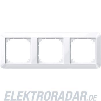 Merten Rahmen 3f.aws/gl 389325