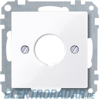 Merten Zentralplatte aws/gl 393825