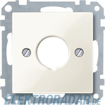 Merten Zentralplatte ws/gl 393844
