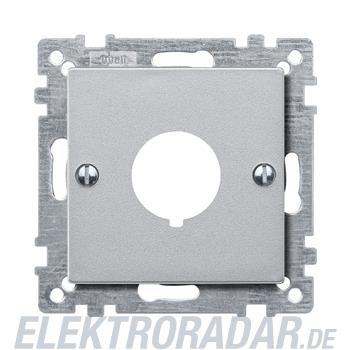 Merten Zentralplatte alu 393960