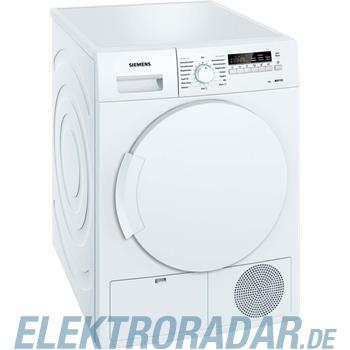 Siemens Kondens-Wäschetrockner WT44B2ED