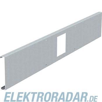 OBO Bettermann Geräteabdeckung IKR GS3/3 RAL9010(80)