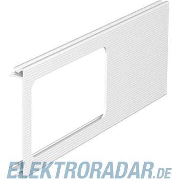 OBO Bettermann Geräteabdeckung GA3K2 RAL9001