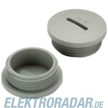Weidmüller Verschlussschraube VP 21-K54