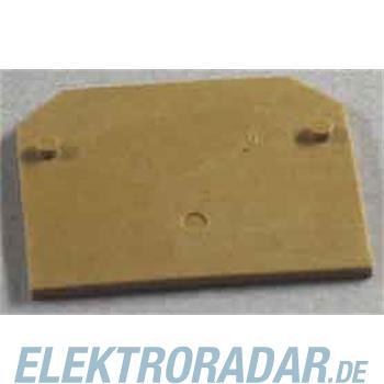 Weidmüller Abschlussplatte AP SAK2.5L KRG