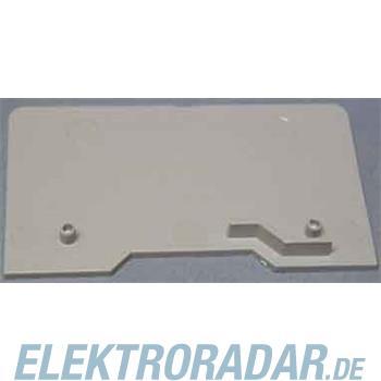 Weidmüller Abschlussplatte AP ST5 PA/BE