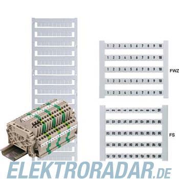 Weidmüller Klemmenmarkierer DEK 6,5 FS 1-50