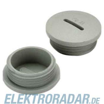 Weidmüller Verschlussschraube VP 36-K54