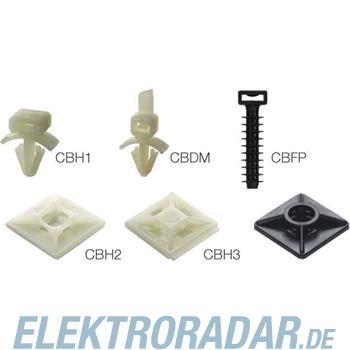 Weidmüller Kabelbinder CBDM 203/4.8 NATUR