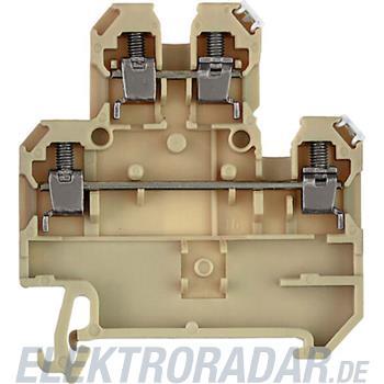 Weidmüller Doppelklemme DK 4Q/35/TC TYP K