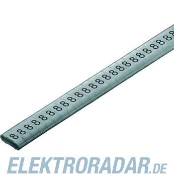 Weidmüller Kabelmarkierer CLI M2-4GR/SW 8 CD